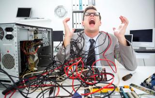 Курс выживания в ад - человек-компьютер