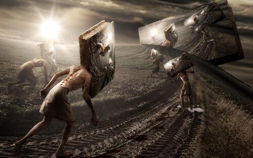 Курс выживания в адуКрест непосильный